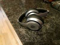 Beats Solo wireless Grey