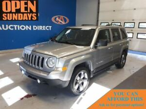 2015 Jeep Patriot 4X4! LEATHER! SUNROOF! FINANCE NOW!