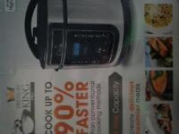 pressure king pro cooker new