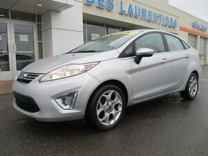 2013 Ford Fiesta SEL/AUTO/1ER VERS. OCTOBRE