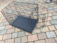 Puppy or small dog cage