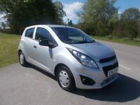 2013 63 CHEVROLET SPARK 1.0 LS 5 DOOR HATCHBACK CALL 07791629657
