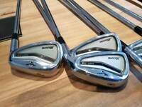 Mizono golf clubs