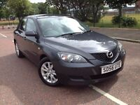 (56) Mazda 3 ts 1.6 , finance from £25 a week, mot - July 2017 , 2 owners , astra , focus , megane