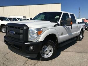 2012 Ford F-250 Turbo Diesel Crew FX-4 4x4