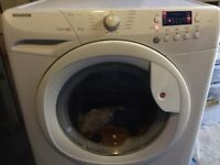 Hoover large capacity washing machine