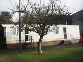 MOBILE HOME / STATIC CARAVAN / PROPERTY IN FARM LOCATION 2 BEDROOMS, DOUBLE GLAZING, CENTRAL HEATING