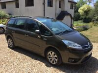 Citroen C4 GRAND PICASSO HDI 1.6 VTR+ | Automatic | Bronze | Exc Condition | 11 months MOT | Tow bar
