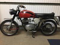 Moto Guzzi Stornello 125 - Italian Motorcycle