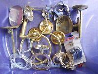 Brass bathroom wear