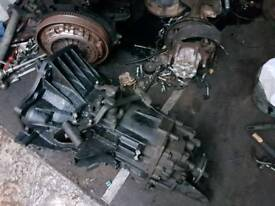 Iveco Daily Gear Box, Perfect working condition, 5 Speed,
