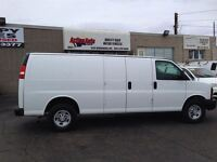 2015 Chevrolet Express G2500 Ext fin or lease from 4.99%oac