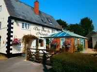 Head Chef for thriving village pub