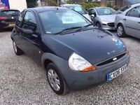 06 FORD KA 1.3 PETROL IN BLUE *PX WELCOME* MOT TILL MARCH 2018 £695