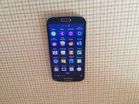 Samsung Galaxy s4 - Unlocked - Cracked Screen