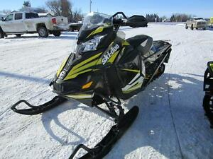 2013 Ski-Doo Backcountry X 800 Etec