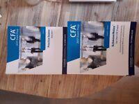CFA Level II 2017 Schweser Books