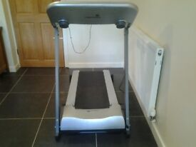 Treadmill - Roger Black Silver Treadmill AG-12301 model - excellent condition - buyer to collect