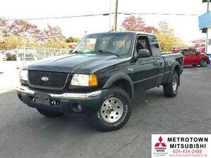 2003 Ford Ranger XLT 4.0L FX4/Level II
