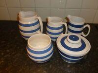 Staffordshire Potteries Chef Ware and Chef Ware 'Cordon Bleu'