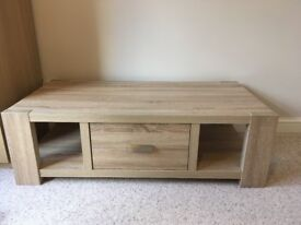 Next Corsica coffee table, excellent condition