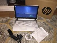 "HP Pavilion 15"" Laptop (Core i5 6th gen, 8gb RAM, 1TB HDD) Boxed like new"