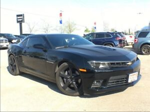 2015 Chevrolet Camaro SS 2SS w/ RS pkg **NAVIGATION**POWER SUNRO