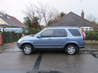 HONDA CR-V I-VTEC, SE SPORT, 5 DOOR, 2004 REGISTRATION