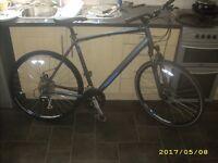 Merida Crossway 20 Disc Spec Hybrid Bike VGC XL 58cm L/Out Forks Seat Suspension BARGAIN