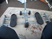 leg majic. leg excercise machine.