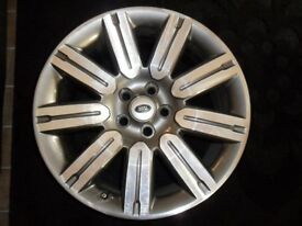 "Range Rover Autobiography / Sport 20"" Style 10 Polished Alloy Wheel (Genuine)"