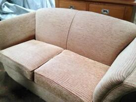 DFS Astoria Two Seat Sofa