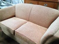 DFS Astoria Two Seat Sofa