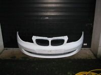 BMW 1 SERIES FRONT AND BACK BUMPERS