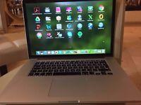 "MacBook Pro 15"" Retina, Core i7 500GB"