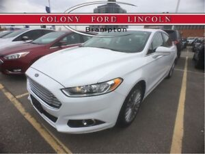 2014 Ford Fusion FORD CERT, LOW % RATES & EXTRA WARRANTY!