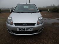 Ford Fiesta 1.25 petrol *service history*5 door*3 months warranty*