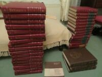 BRITANNICA ENCYCLOPAEDIA BOOKS FULL SET 1989