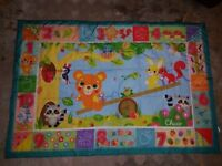 Chicco play mat