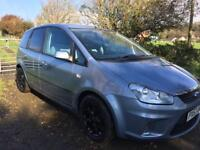 57 2007 Ford C-MAX 1.6 Zetec. 1 Years MOT, Service History, Immaculate Condition