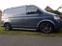 VW T28 day van