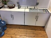 Free office cupboard-collection only