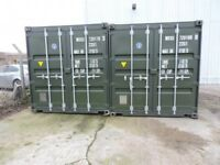 160ft² CONTAINERS available for business storage only | Clacton-on-sea (CO15)