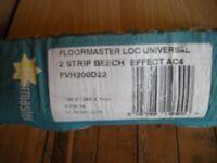 Floormaster Beech Laminate Flooring