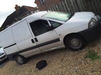 Peugeot Expert 2006 / work van / diesel