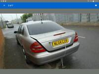2004 MercedeS E CLASS W211 PASSENGER SIDE LEFT REAR LIGHT