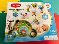 Tiny love soothe'n groove mobile