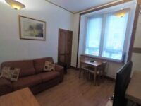 One bedroom flat in Leith