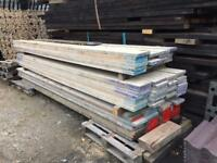 Quality Timber scaffold boards 13ft