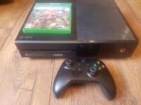 Xbox one with frycry 4